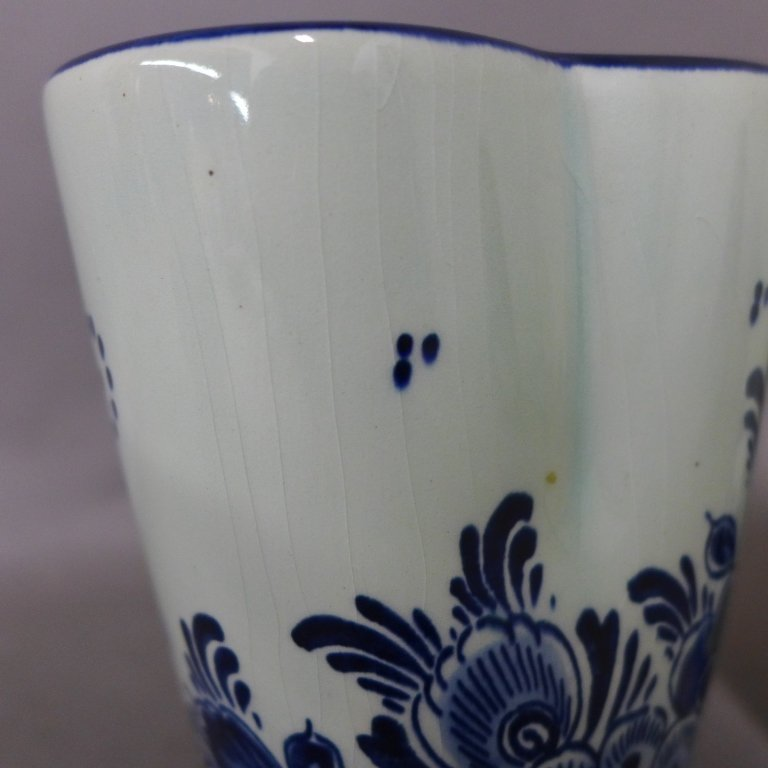 Delft Holland Hand Painted Porcelain - 9