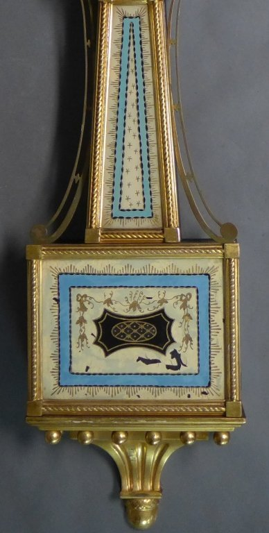 Waltham Banjo Clock - 2