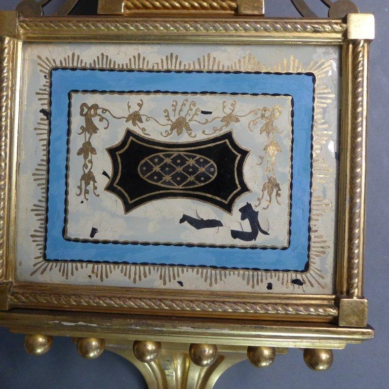 Waltham Banjo Clock - 5