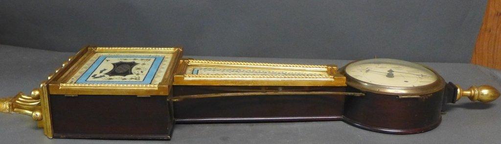 Waltham Banjo Clock - 9
