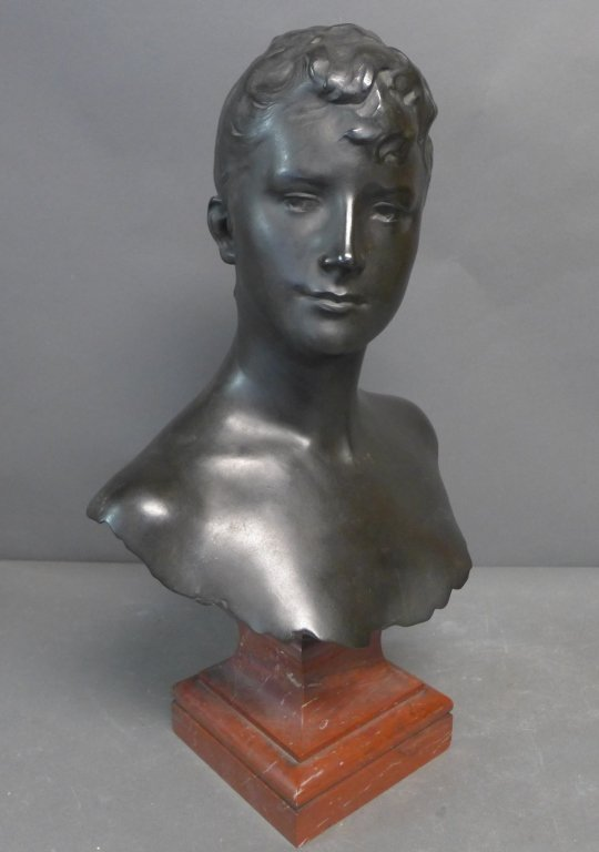 Alexandre Falguiere, French  (1831 – 1900) - 2
