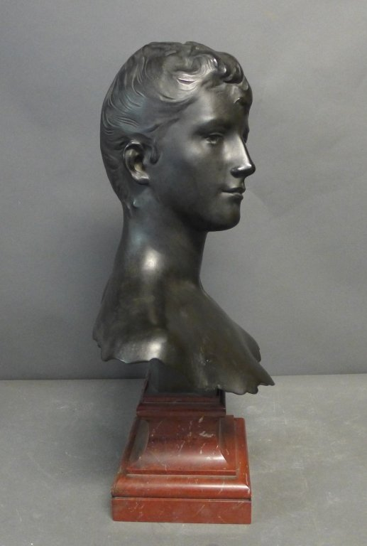 Alexandre Falguiere, French  (1831 – 1900) - 3