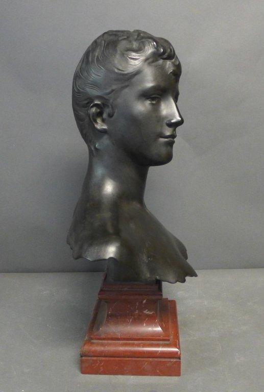 Alexandre Falguiere, French  (1831 – 1900) - 4