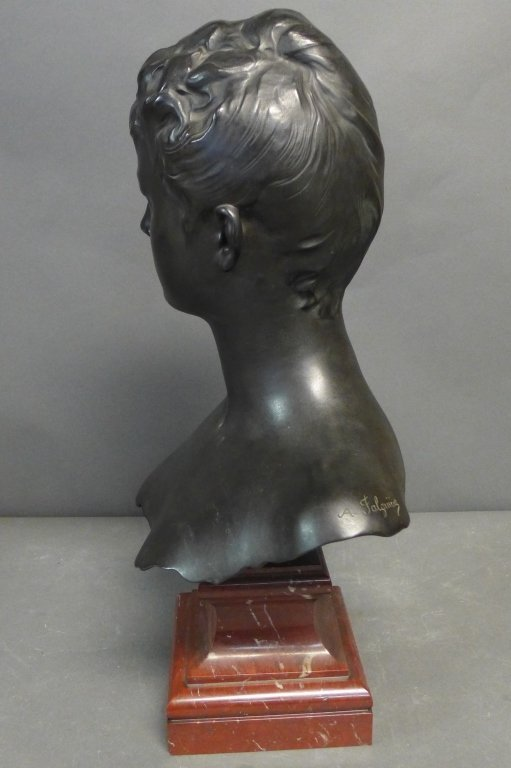 Alexandre Falguiere, French  (1831 – 1900) - 8