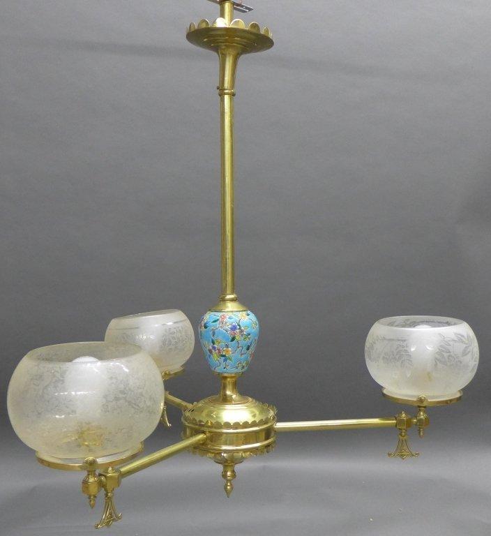 Longwy gas light chandelier aesthetic longwy gas light chandelier arubaitofo Images