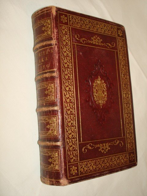1003: 19th C Book Oliver Goldsmith's Works: