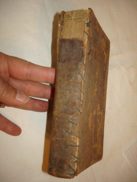 1005: RARE Book, 1794,  Works of Dr. Benjamin Franklin