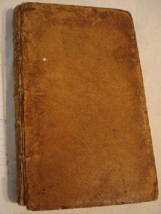 1006: RARE book, 1775, Works of John Woolman, Two Parts