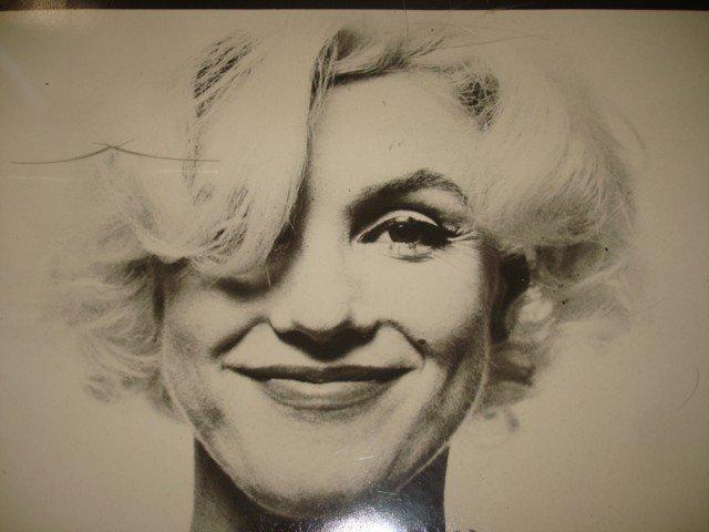 1012:  Marilyn Monroe photograph, Bert Stern