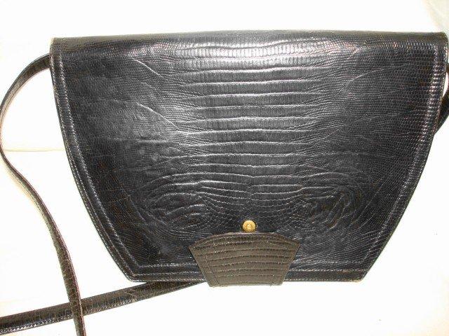 1022: Vintage Saint Laurent, Rive Gauche Leather