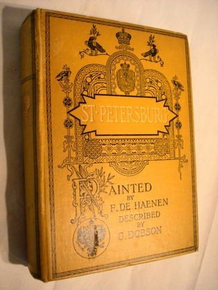 1009: Book: St. Petersburg, G. Dobson, 1910