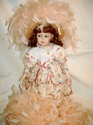 9: Porcelain doll, Gustave Wolff 1991
