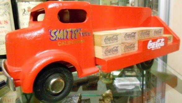 1003: Smith & Miller Coca Cola truck, restored