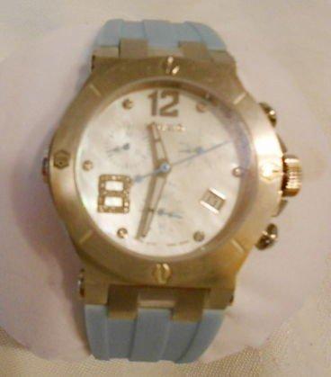 1019A: Renato Chronograph Lady's Watch, Swiss