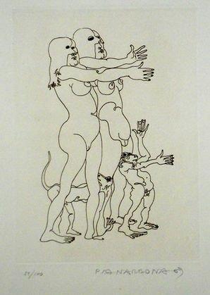 1012: 3 Erotic Etchings, Josep Pla-Narbona