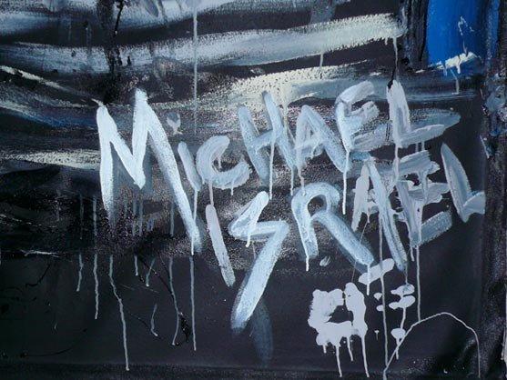 1028: Michael Israel (American) Oil on canvas - 4