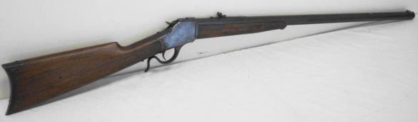 1002: Winchester Rifle, Octagonal barrel, c 1900
