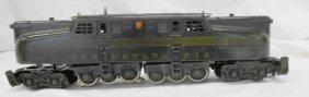 Lionel 2332 Green 5 Stripe Pennsylvania Engine