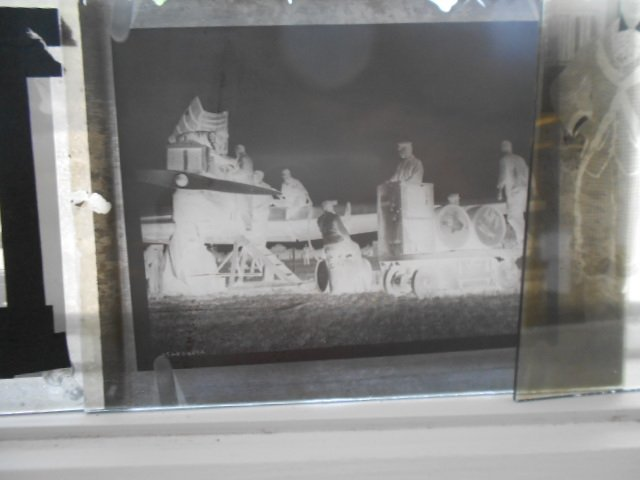 1002A: Early 20th C Glass Negatives, over 90 pcs.