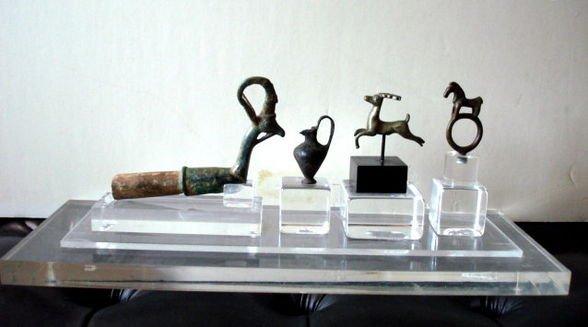 1020: Ancient Bronze Luristan, Greco-Roman Collection