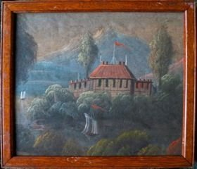 1007: 19th C European School Oil Painting