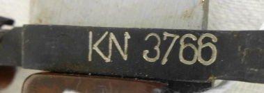 Russian AK47 Bayonet c. 1950, Matching Numbers - 3