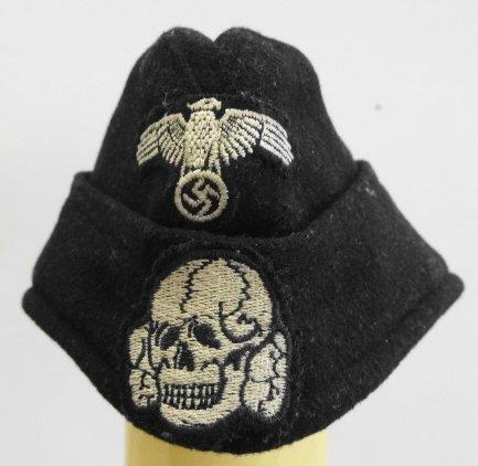 WW2 German SS Cap