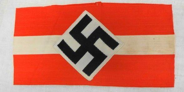 (3) WW2 German Nazi Armbands - 2