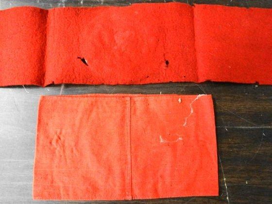 (3) WW2 German Nazi Armbands - 6