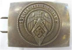 WW2 German Hitler Youth Belt Buckle