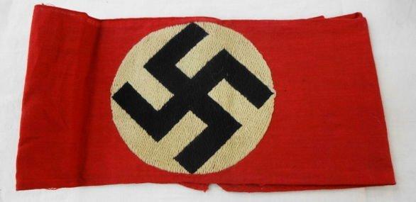 WW2 German NSDAP Nazi Armband