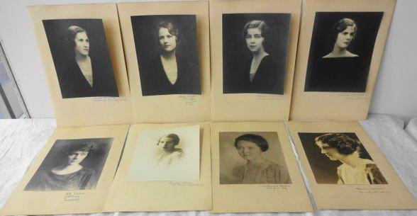 Ira L. Hill, Original 1920s Photograhs
