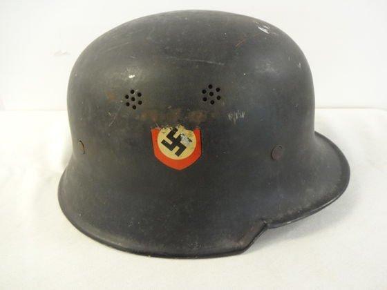 WW2 German Nazi Police Helmet
