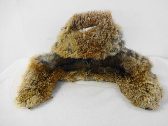 WW2 German Rabbit Fur Hat
