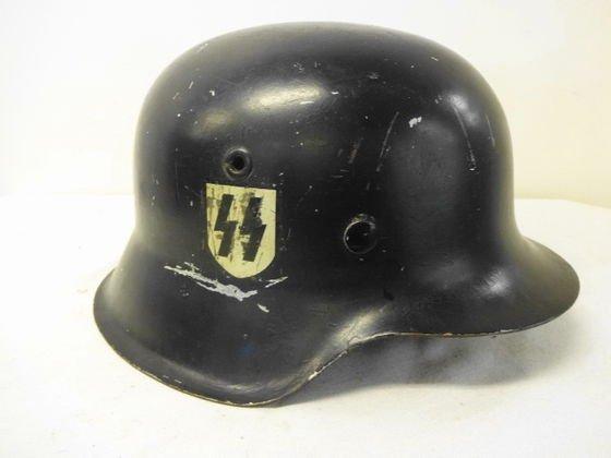 WW2 German SS Helmet