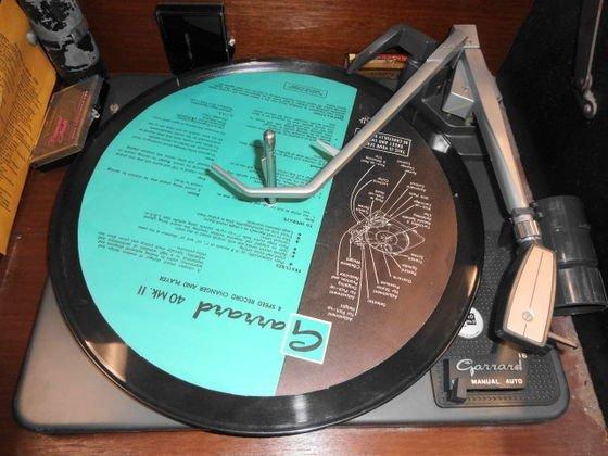 Mid Century Blaupunkt Venezia Stereo Console/Bar - 4