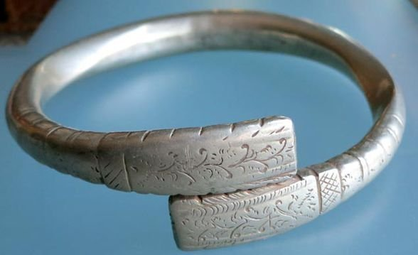 Antiquity: Silver Bracelet / Ornament