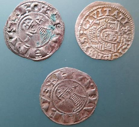 Medieval Silver Coins (3) 1234-1500 AD