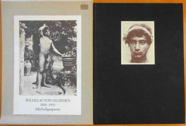 """Wilhelm Von Gloeden """"Homoerotic Photographs"""" 1st Ed"""