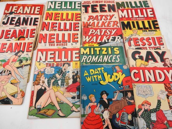 Golden Age Comics Collection  (20)