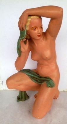 "Adolf Prishl, Keramik Wien, ""Aesthetics of Nudity"""