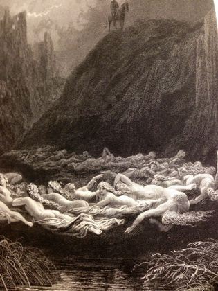 Gustave Dore Illustrated Bible Gallery & Enid (2)