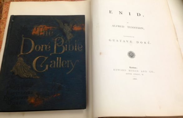 Gustave Dore Illustrated Bible Gallery & Enid (2) - 2