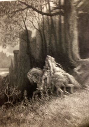Gustave Dore Illustrated Bible Gallery & Enid (2) - 5