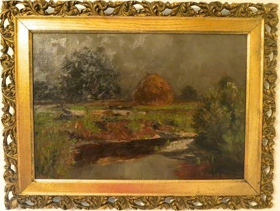 American Impressionist Painting, c.1900
