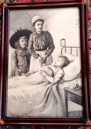 American Painting, H. Winthrop Pierce, c1920