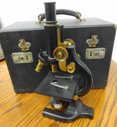 Spencer Microscope, Buffalo, USA, 76976