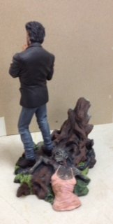 Preacher, Vertigo Comic Book Statue, DC Direct - 2