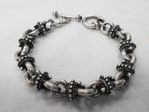 Lazaro (SOHO) Sterling Silver & Sapphire Bracelet, 3.1