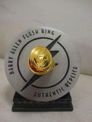 Flash Ring Prop, DC Direct, Limited Edition